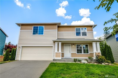 Federal Way Single Family Home For Sale: 4432 S 332nd Place