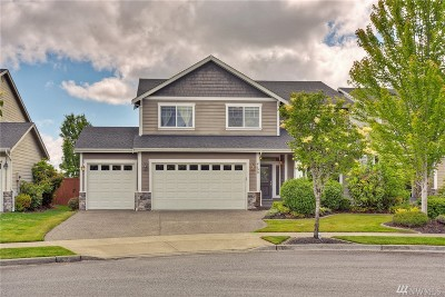 Lacey Single Family Home For Sale: 4100 Cashmere Dr NE