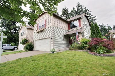 Spanaway Single Family Home For Sale: 20213 50th Ave E