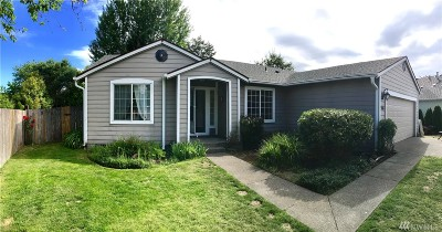 Lacey Single Family Home For Sale: 5016 47th Ave SE