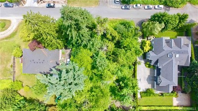 Mercer Island Residential Lots & Land For Sale: 24 74th Ave SE
