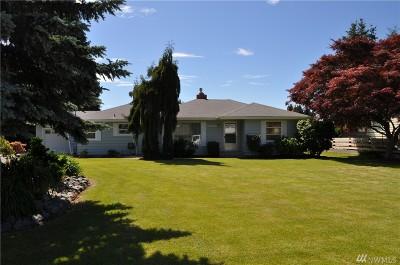 Burlington Single Family Home For Sale: 18489 Andis Rd