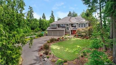 Olympia Single Family Home For Sale: 7600 Boston Harbor Rd NE