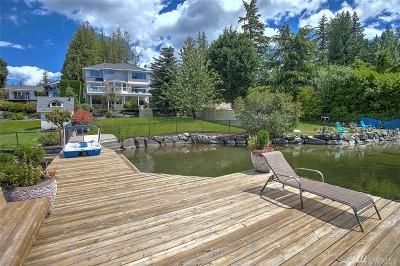 Single Family Home Sold: 15514 E Shore Dr