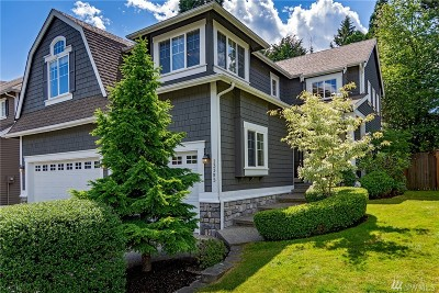 Kirkland Single Family Home For Sale: 13325 88th Place NE