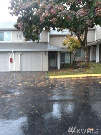 Federal Way Condo/Townhouse For Sale: 2100 S 336th St #C2