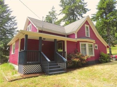 Montesano Single Family Home For Sale: 803 Sylvia Lake Rd