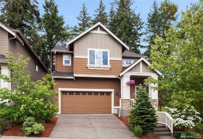 Bothell Single Family Home For Sale: 3518 232nd St SE