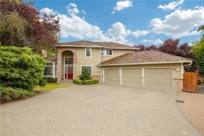 Everett Single Family Home For Sale: 4910 27th Ave W