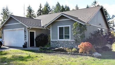 Mason County Single Family Home Sold: 351 E Victor Rd