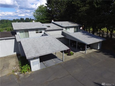 Tumwater Condo/Townhouse For Sale: 810 N 6th Ave SW
