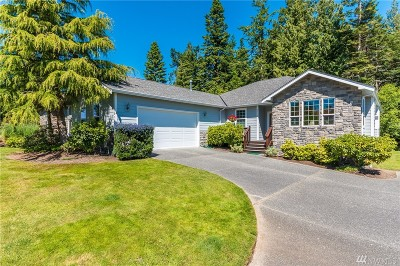 Anacortes Single Family Home For Sale: 2513 Washington Blvd