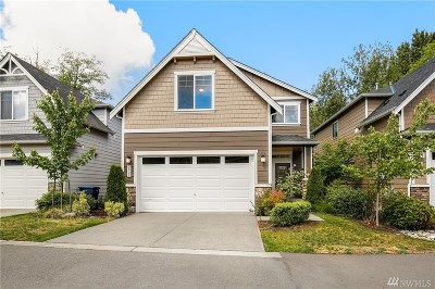 Lynnwood Condo/Townhouse For Sale: 2028 139th St SW #5