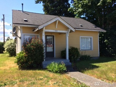 Centralia Single Family Home For Sale: 925 E St