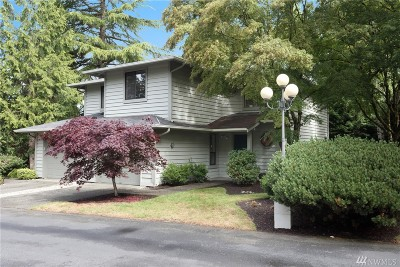 Single Family Home For Sale: 16004 NE 41st Ct #10-B