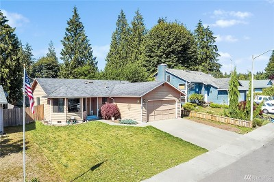 Lake Stevens Single Family Home For Sale: 8927 16th Place SE