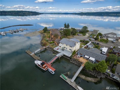 Port Ludlow Single Family Home For Sale: 531 N Beach Dr