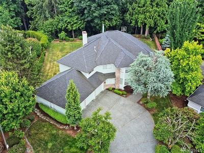 Mill Creek Single Family Home For Sale: 1728 151st St SE