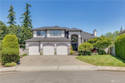 Everett Single Family Home For Sale: 2629 57th St SW