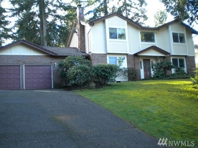 Puyallup Rental For Rent: 2404 33rd Ave SE