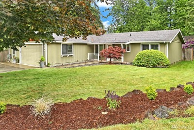 Woodinville Single Family Home For Sale: 16014 177th Place NE