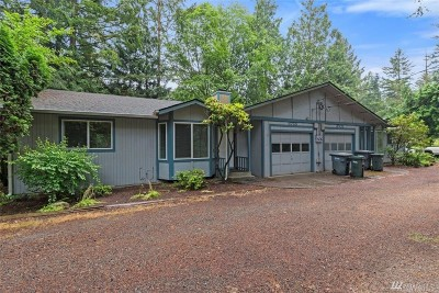 Gig Harbor Multi Family Home For Sale: 3711 70th Ave NW