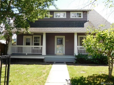 Sedro Woolley Single Family Home For Sale: 415 Warner St