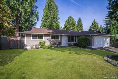 Kirkland Single Family Home For Sale: 7919 127th Place NE