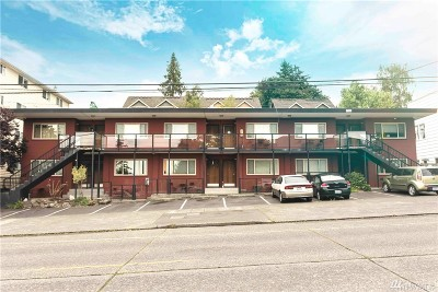 Condo/Townhouse Sold: 7106 California Ave SW #102