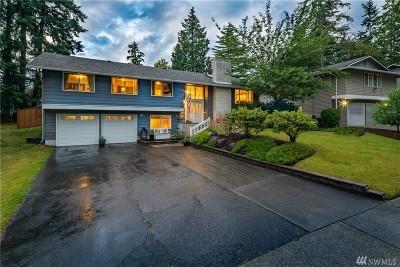 Kirkland Single Family Home For Sale: 11620 NE 149th St