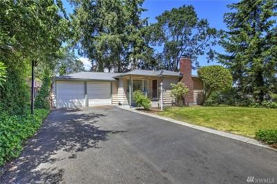 Single Family Home For Sale: 7426 S Prospect St