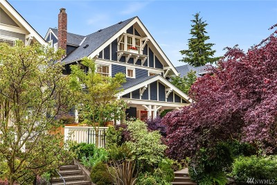 King County Single Family Home For Sale: 1239 20th Ave E