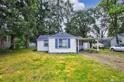Tacoma Single Family Home For Sale: 505 115th St S
