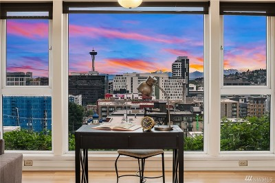 King County Condo/Townhouse For Sale: 400 Melrose Ave E #102