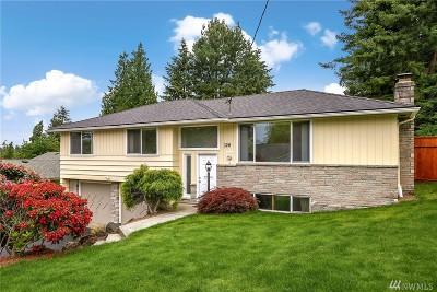 Shoreline Single Family Home For Sale: 326 NE 161st St