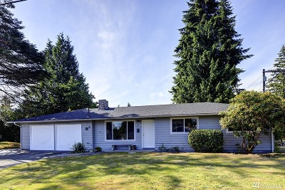 Mountlake Terrace Single Family Home For Sale: 4308 226th St SW