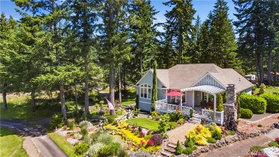 Union Single Family Home Contingent: 30 E Jack Pine Lane