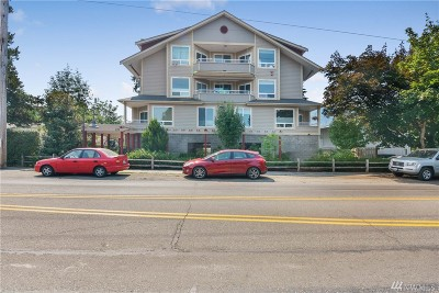 Issaquah Condo/Townhouse For Sale: 275 E Sunset Wy #3b