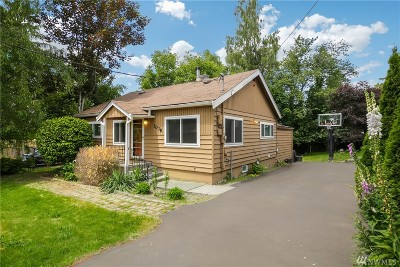 Seattle Single Family Home For Sale: 1038 S 117th St