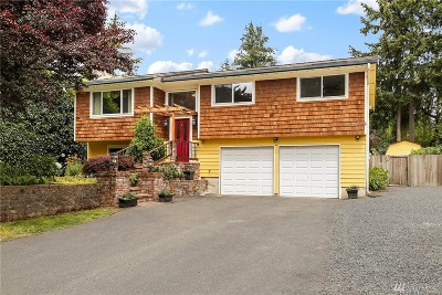 Woodinville Single Family Home For Sale: 13212 NE 184th Place