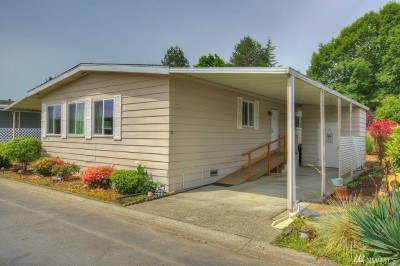Auburn Mobile Home For Sale: 1402 22nd St NE #35