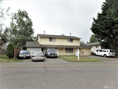 Everett Multi Family Home For Sale: 6004 Seahurst Ave #A&B