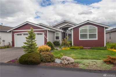 Orting Condo/Townhouse For Sale: 406 Willow St SW