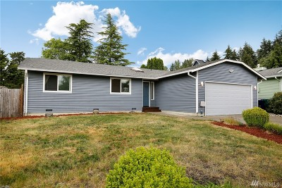 Bothell Single Family Home For Sale: 1233 227th Place SW