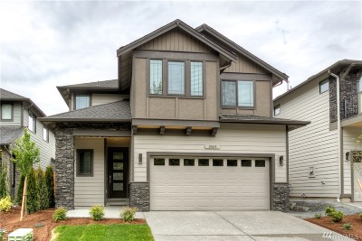 Seattle, Bellevue, Kenmore, Kirkland, Bothell Single Family Home For Sale: 1205 198th Place SE #Lot 9