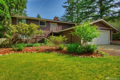 Kent Single Family Home For Sale: 22422 SE 323rd St