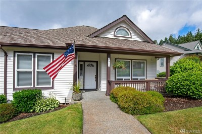 Gig Harbor Condo/Townhouse For Sale: 2612 18th Av Ct NW