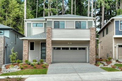 Seattle, Bellevue, Kenmore, Kirkland, Bothell Single Family Home For Sale: 1203 198th Place SE #Lot10