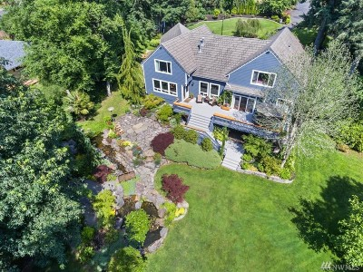 Gig Harbor Single Family Home For Sale: 4017 53rd St Ct NW