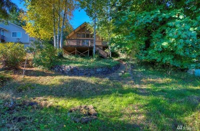Shelton Single Family Home For Sale: 1410 SE Crescent Dr